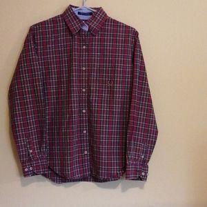 Vintage Tommy Hilfiger Ladies Long Sleeve Shirt